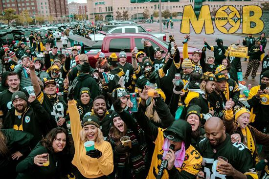 Picture of YINZERMOB TAILGATE: STEELERS vs RAIDERS