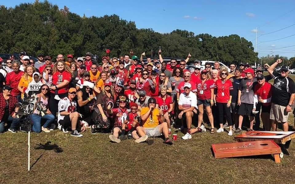 Picture of TB Leatherheads Tailgate vs ATL