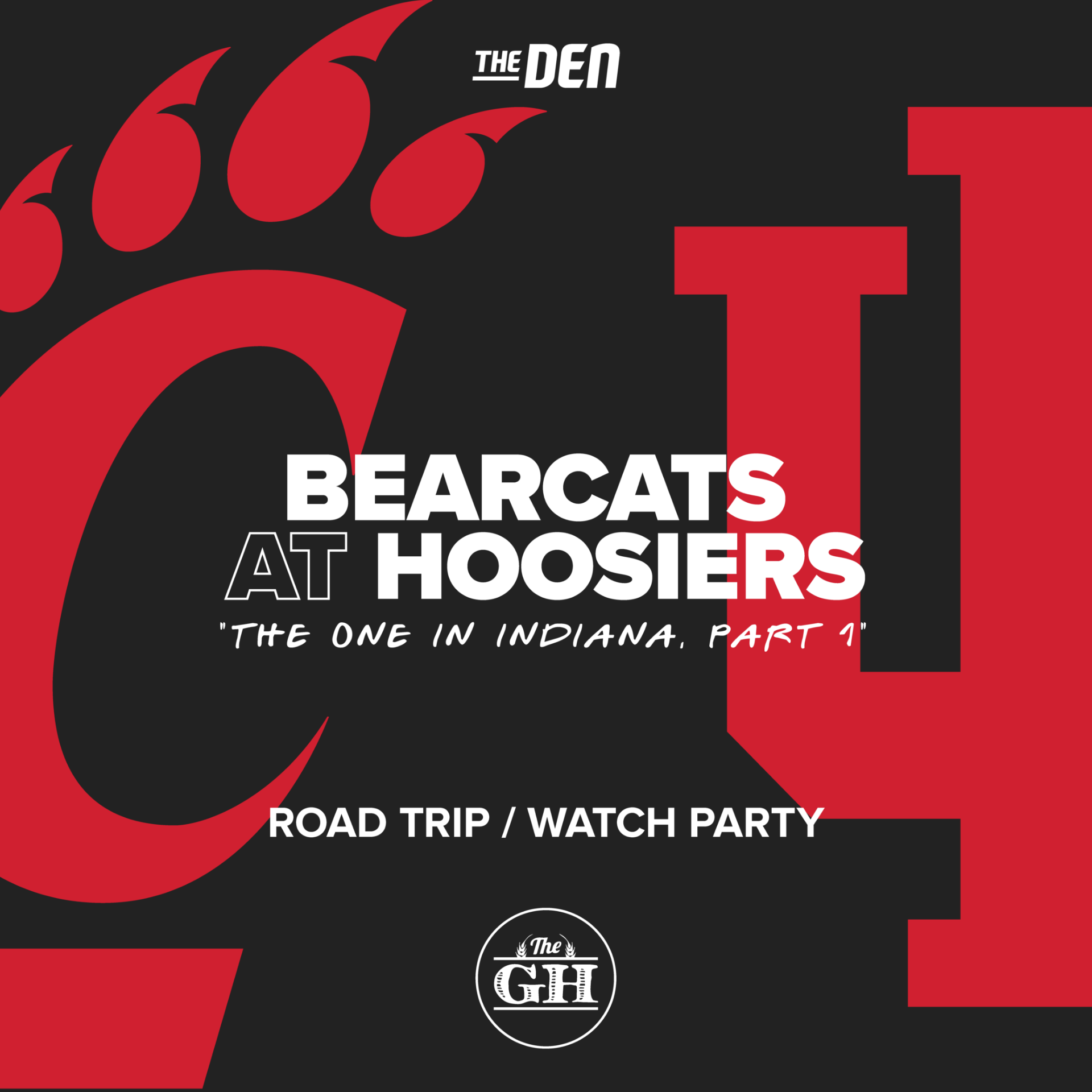 Picture of The Den - Cincinnati @ Indiana Watch Party