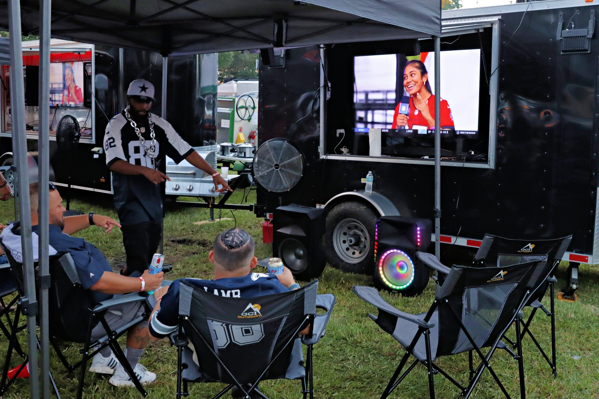 Picture of BUCCANEERS vs. DOLPHINS Tailgate - Raymond James